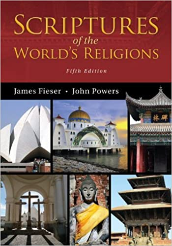 Amazon Scriptures Of The Worlds Religions 9780078119156