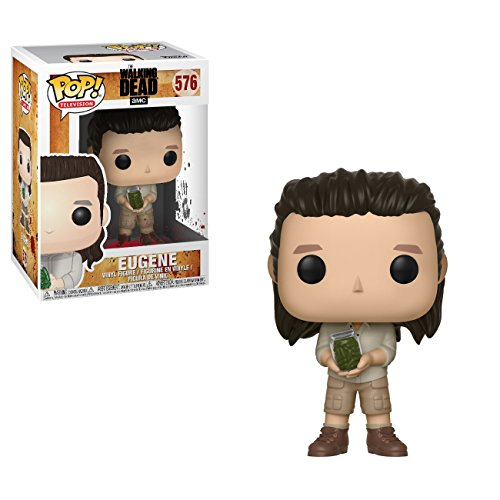 Injured Daryl Dixon Vinyl Figure Funko Pop TV The Walking Dead Bundled with Pop Box Protector Case