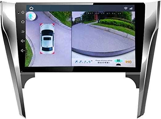 XBRMMM Pantalla táctil 1080P, Lente Gran Angular de 170 ° Disparo en Bucle, Sensor G, Monitor de estacionamiento y cámara de Infrarrojos con visión Nocturna para Coche Cámara para Auto: Amazon.es: Hogar