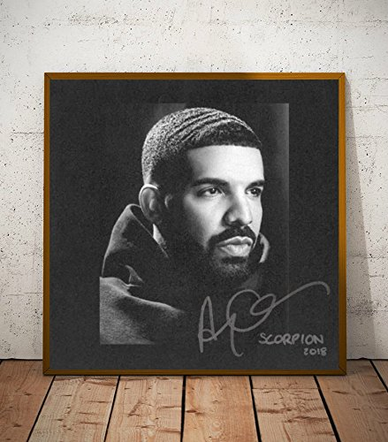 Drake Scorpion Album Limited Poster Artwork - Professional Wall Art Merchandise (More (20x20)