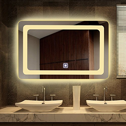 Alice Dimmable Vanity LED Backlit Mirror 36\