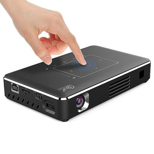 WiFi Proyector Inteligente Full HD 1080p Proyector De Cine En Casa ...