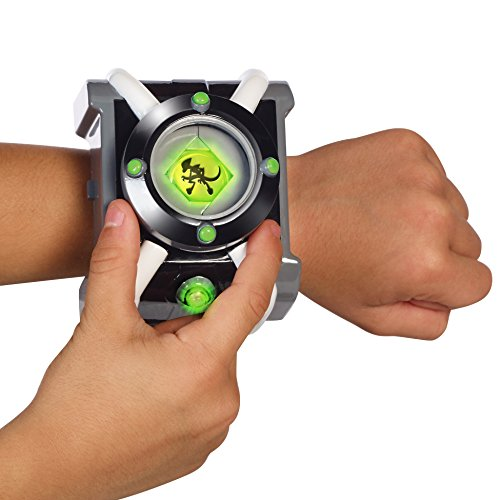 Ben 10 Deluxe Omnitrix Role Play Buy Online In Uae