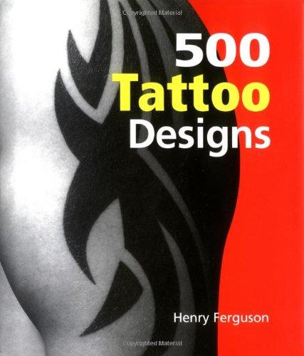 500 Tattoo Designs ()
