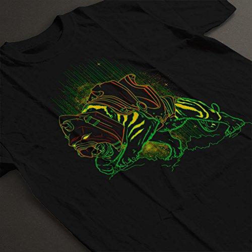 City Master Shirt Cloud Of Man The Women's Cat Battle He T Universe Nero 7 dxWI7ZInq
