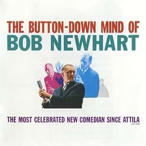Bob Newhart The Button Down Mind Of Bob Newhart Amazon