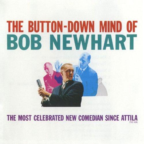 Button Down Mind Bob Newhart