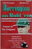 Harrington on Hold 'em Expert Strategy for No Limit Tournaments, Vol. 2: Endgame