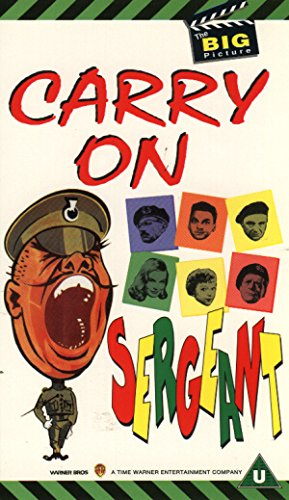 Carry on Sergeant [VHS]