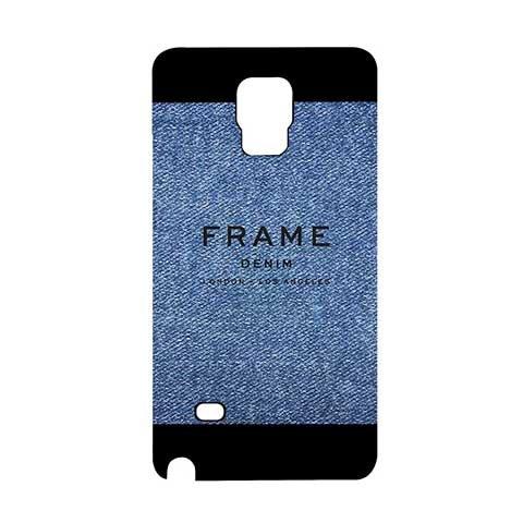 Logo de la marca funda para Samsung Galaxy Note 4, buen ...