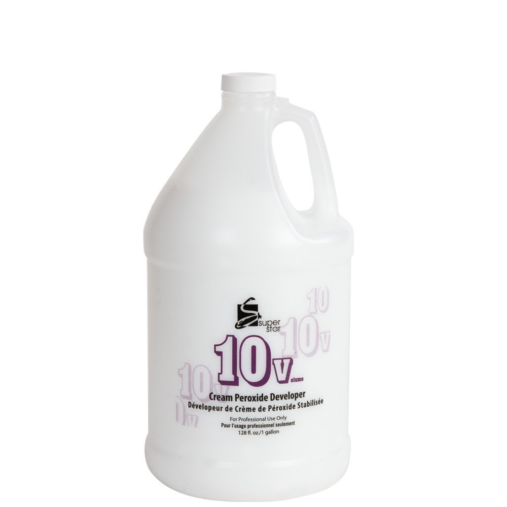 Marianna 50109 Cream Developer 10 Volume, 1 Gallon by Superstar