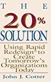The 20% Solution, John J. Cotter, 0471132780