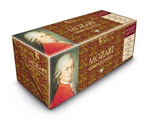 MOZART: COMPLETE WORKS EDITION (BRILLIANT 2010 NEW EDITION ) (170CDS BOX SET)