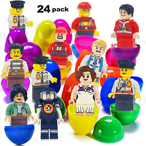 Joyork 24 Pcs Easter Eggs with...