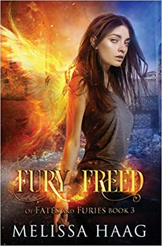 Amazon Com Fury Freed Of Fates And Furies 9781943051731