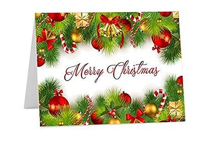 10 x personalizado Navidad año nuevo tarjetas de ...