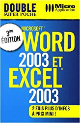 Word 2003 & Excel 2003