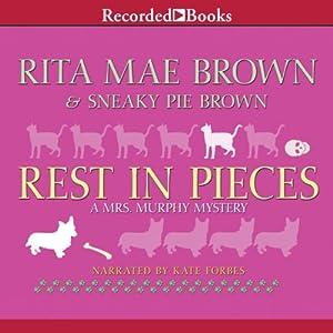 Rest in Pieces Audiobook