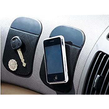 Amazon Com In Car Holder Sticky Pad Gadget Mat For Mobile