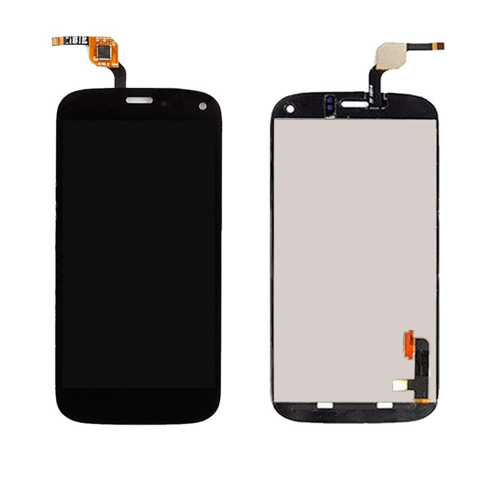 JayTong LCD Display & Replacement Touch Screen Digitizer Assembly with Free Tools for Wiko Darkfull Black by JayTong