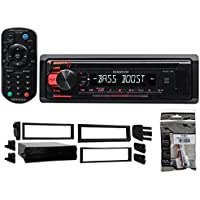 Kenwood CD Player Receiver MP3/Aux+Remote For 1995-1999 Subaru Legacy Outback