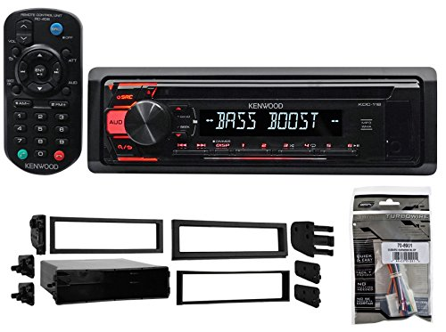 1995-1999 Subaru Legacy Outback Kenwood CD Player Receiver MP3/Aux+Remote (Subaru Legacy Cd Player)