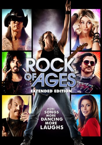 - Rock Of Ages: Extended Edition (plus bonus features)