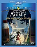The Secret World of Arrietty (Two-Disc Blu-ray/DVD Combo) by Buena Vista