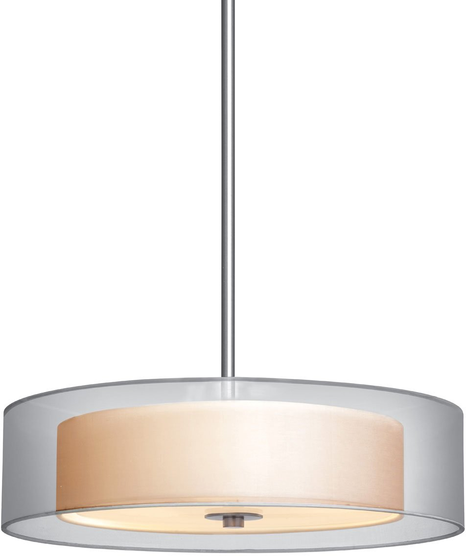 Sonneman Six Light Pendant 6020-13 Puri Collection - Ceiling Pendant Fixtures - Amazon.com  sc 1 st  Amazon.com : sonneman pendant lighting - azcodes.com