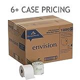 Georgia-Pacific Envision Bath Tissue 2-Ply White 80ct - 6 Case Pricing