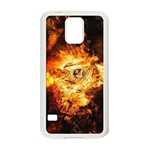 iGrelem? NBA Golden State Warriors Stephen Curry For Samsung Galaxy S5 I9600 Csaes phone Case THQ138608