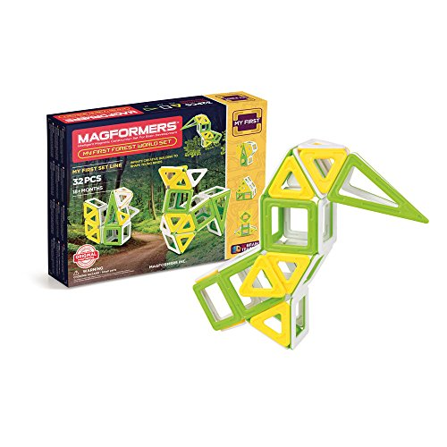 Magformers 702009 Cars Magnetic Construction, Multi