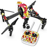 Skin For DJI Inspire 1 Quadcopter Drone – Gummy Bears | MightySkins Protective, Durable, and Unique Vinyl Decal wrap cover | Easy To Apply, Remove, and Change Styles | Made in the USA