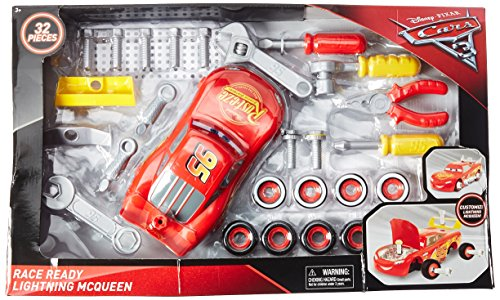 CARS 3 Just Play Transforming McQueen Tool (Disney Pixar Bolt)