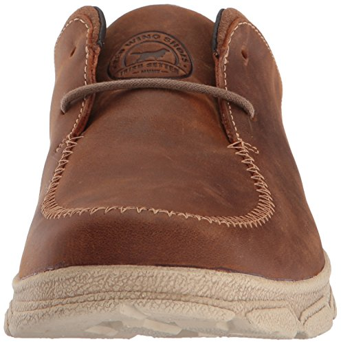 Uomo Daffari Setter Irlandese 3804 Oxford Boot Tan