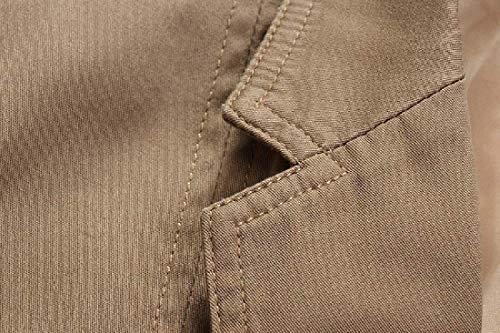 Fit Vestes Pour Khaki Blazer Basic Chic Printemps 2 Solapel Business De Slim Casual Hommes Costume 4C5qBw