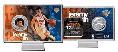 (New York Knicks Jeremy Lin Silver Coin Card [Misc.])