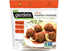 Gardein Classic Meatless Meatballs, 12.7 Ounce -- 8 per case. Toss into your favorite sauce and mamma mia, youve got dinner Country of Origin: Canada