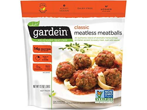 (Gardein Classic Meatless Meatballs, 12.7 Ounce -- 8 per case. )