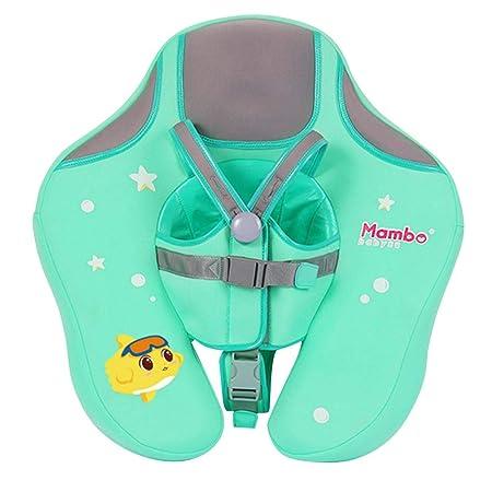 rebirthesame Flotador sólido de natación de bebé, Seguridad ...