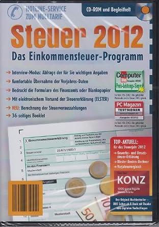 aldi steuer 2012