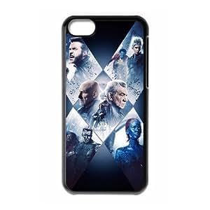 LJF phone case C-EUR Print X Men Pattern Hard Case for iPhone 5C