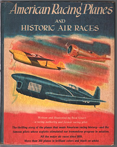 Historic Planes (American Racing Planes and Historic Air Races 1952-140-pages-200 planes-VG-)