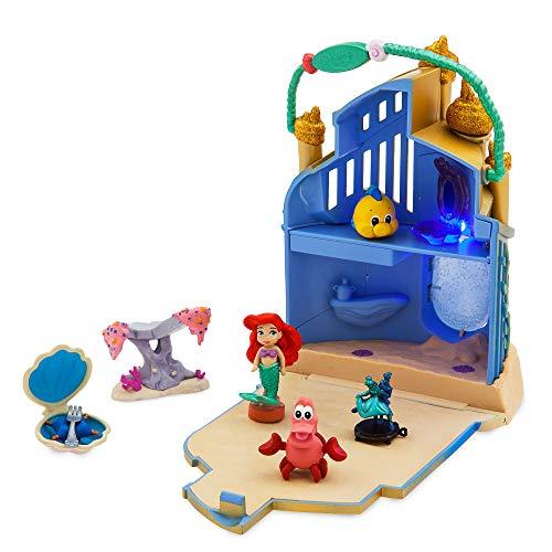 Disney Animators' Littles Ariel Surprise Feature Playset - The Little Mermaid No Color460029999363