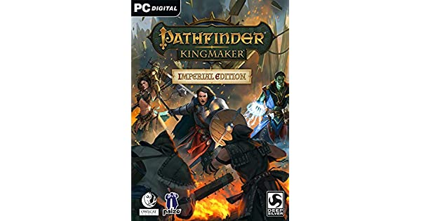 Amazon com: Pathfinder: Kingmaker Imperial Edition [Online Game Code