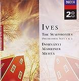 Ives: Symphonies / Orchestral Sets 1 & 2