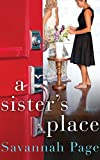 img - for A Sister's Place: A Novel book / textbook / text book