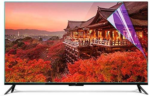 DPPAN Ultra Transparente TV Protector De Pantalla 49 Pulgadas, Anti Luz Azul Antideslumbrante Claro Bloques De Luz UV Y Azul Protector De Pantalla De TV, Se Adapta a LCD, HDTV,49 Inch_1075x604mm: Amazon.es: