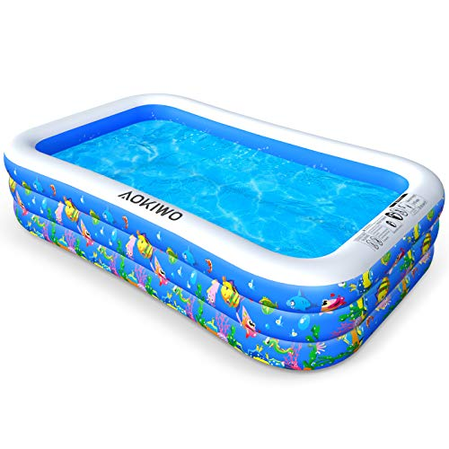 🥇 Piscina hinchable AOKIWO