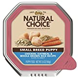 Nutro Natural Choice Small Breed Chicken Slices Canned Puppy Food, 3.5 Oz. (Pack Of 24) For Sale